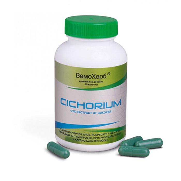 Vemoherb - Cichorium / 60 caps.