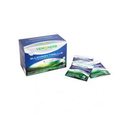 Vemoherb - Bulgarian Tribulus Drink Box / 30 Sachets Хранителни добавки, Стимулатори за мъже, Трибулус-Терестрис