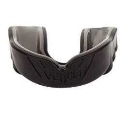 Протектор за уста - VENUM CHALLENGER MOUTHGUARD - Black/Black Протектори за уста