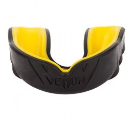 Протектор за уста - VENUM CHALLENGER MOUTHGUARD - Black/Yellow ​ Протектори за уста