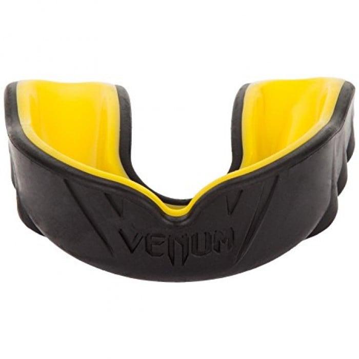 Протектор за уста - VENUM CHALLENGER MOUTHGUARD - Black/Yellow 