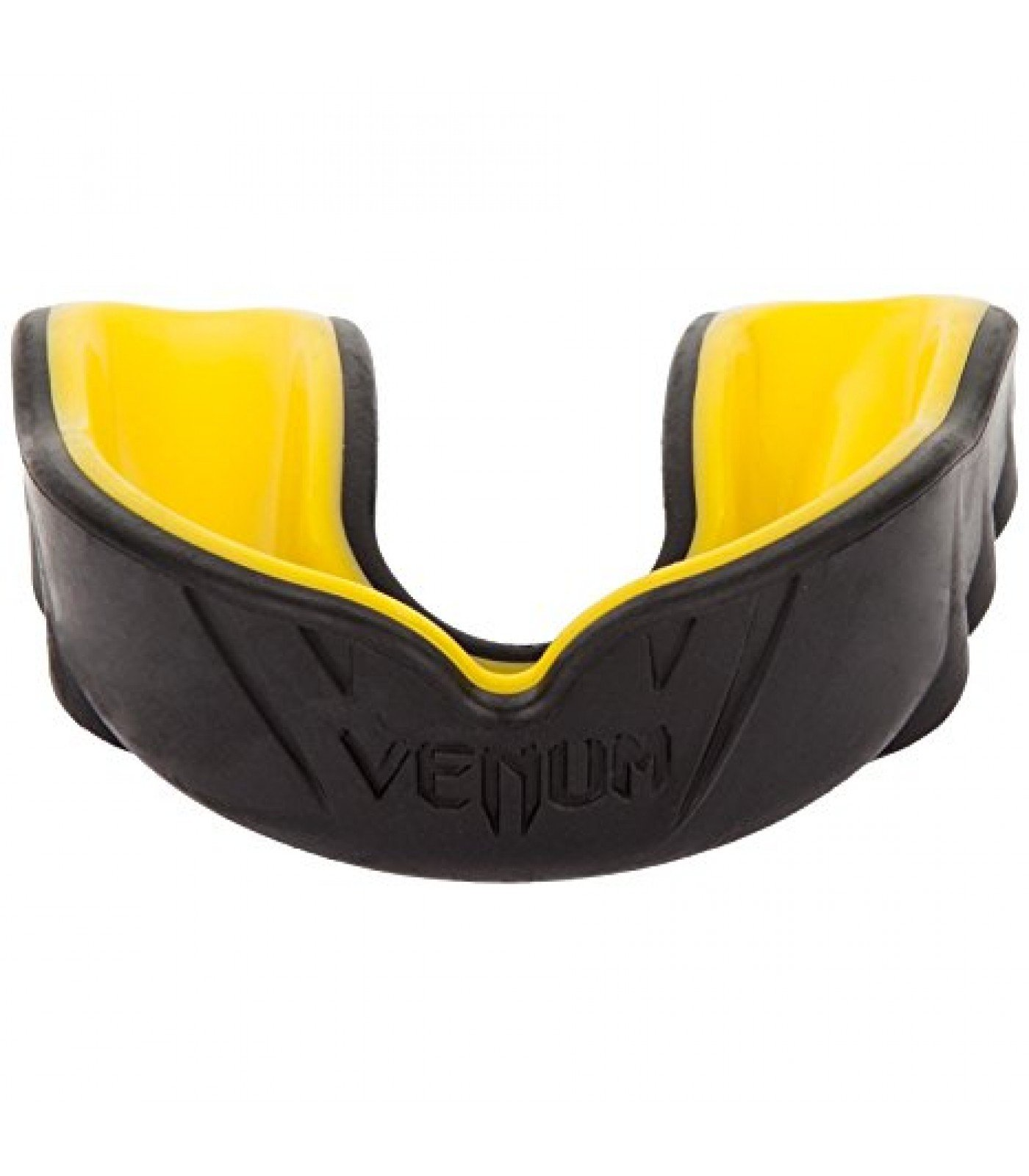 Протектор за уста - VENUM CHALLENGER MOUTHGUARD - Black/Yellow ​