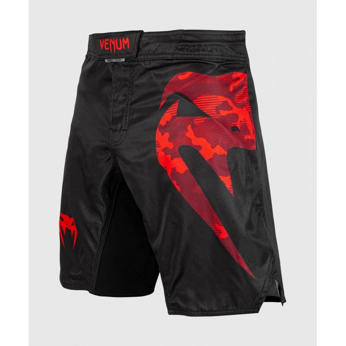 Шорти - Venum Light 3.0 Fightshorts - Black/Red​