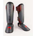 Протектори за крака - Venum Contender 2.0 Shin Guards - Black/Red​