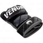 ММА РЪКАВИЦИ - Venum Pixel MMA Gloves - Black/Grey​