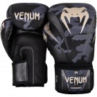 Боксови Ръкавици - Venum Impact Boxing Gloves - Dark Camo/Sand