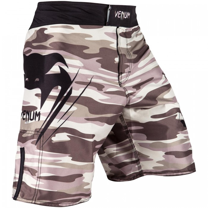 Шорти - Venum Wave Camo Fightshorts - Brown​
