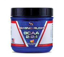 VPX - Amino Rush BCAA / 28 serv. Хранителни добавки, Аминокиселини, Разклонена верига (BCAA)