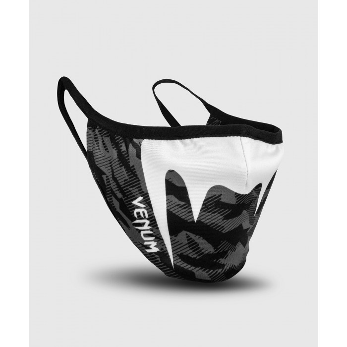 Защитна маска - VENUM FACE MASK – BLACK/DARK CAMO​