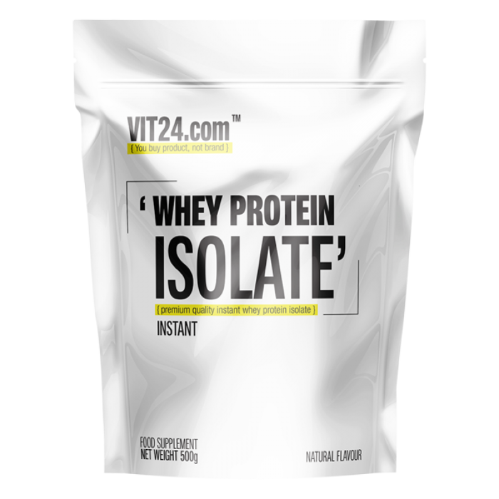 VIT24 - Whey Protein Isolate / Instant 90% / 500гр