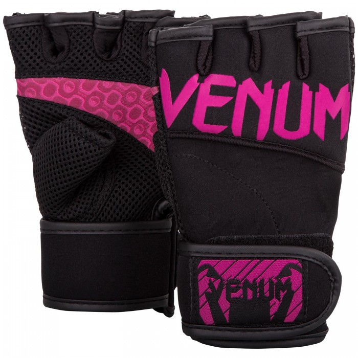 Ръкавици за фитнес - Venum Aero Body Fitness Gloves - Black/Pink​
