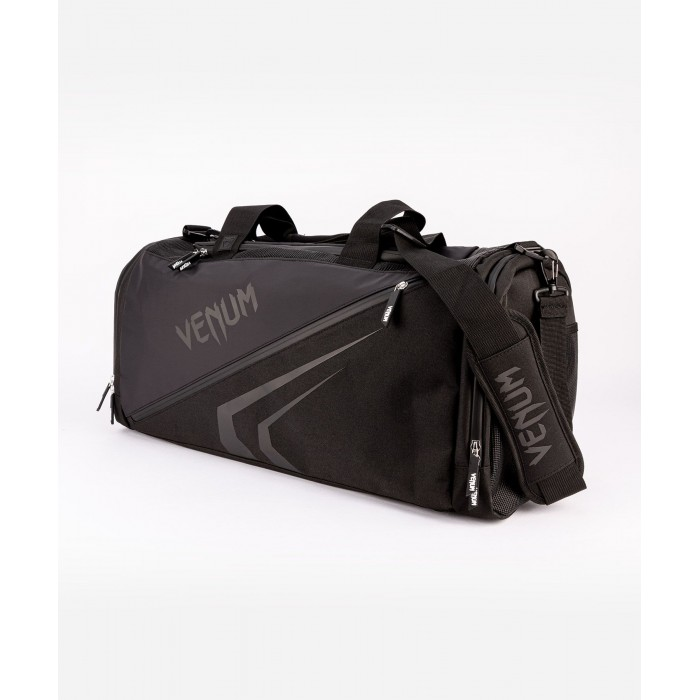 Спортен Сак - Venum Trainer Lite Evo Sports Bags - Black/Black​