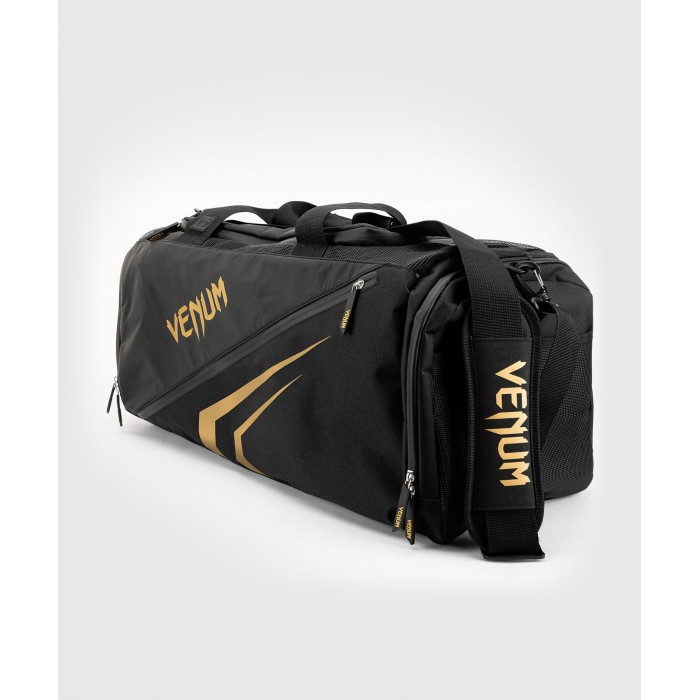 Спортен Сак - Venum Trainer Lite Evo Sports Bags - Black/Gold​
