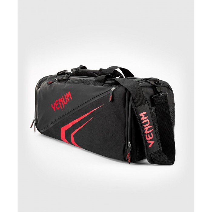 Спортен Сак - Venum Trainer Lite Evo Sports Bags - Black/Red​
