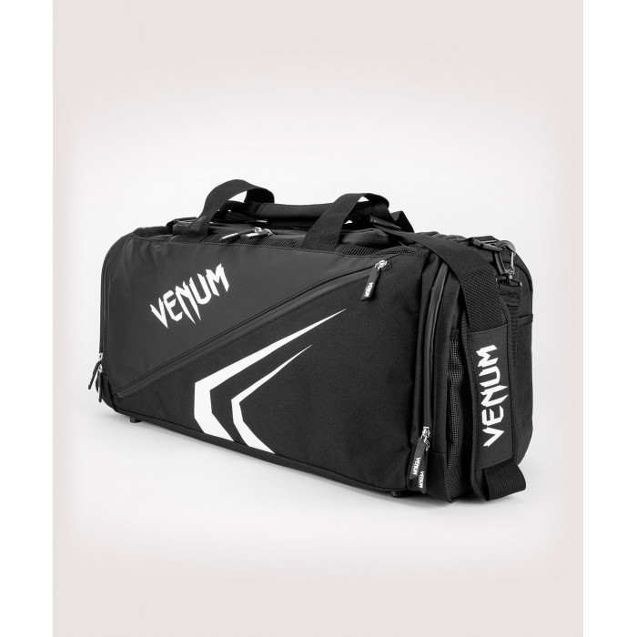 Спортен Сак - Venum Trainer Lite Evo Sports Bags - Black/White​