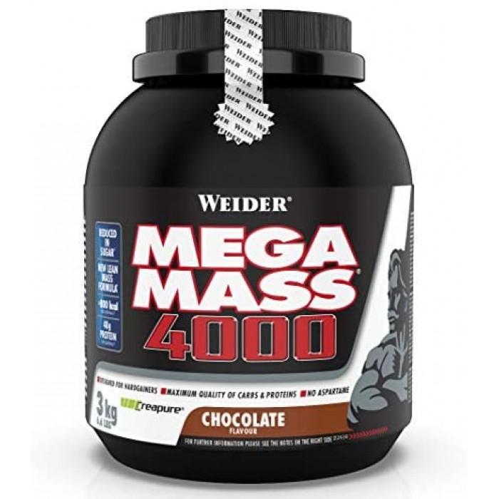 Weider - Mega Mass 4000 / 3000 gr