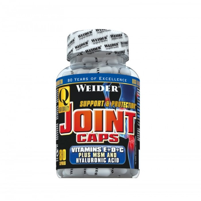 Weider - Joint Caps / 80 caps
