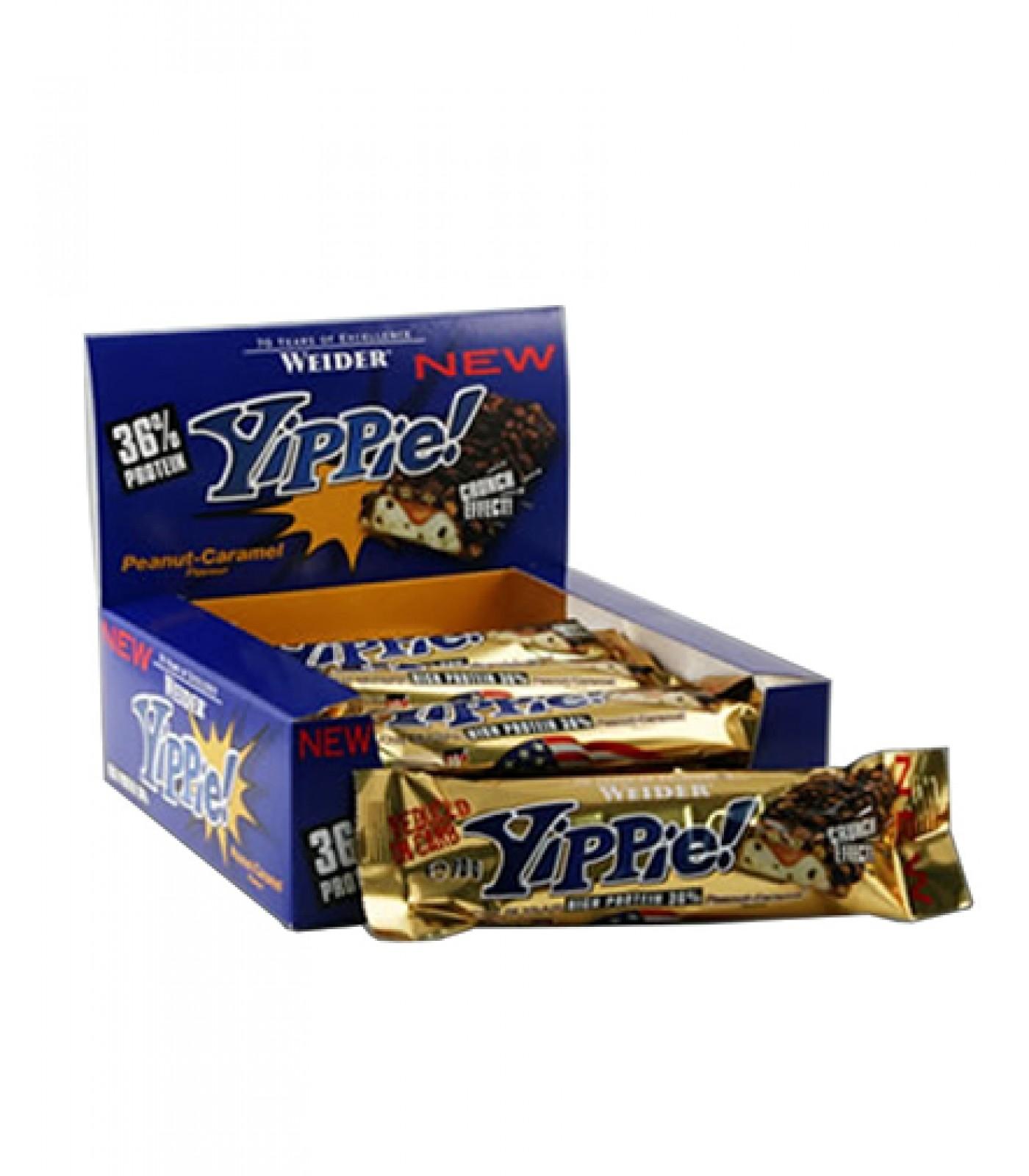 Weider - Yippie / 12 x 70 gr.
