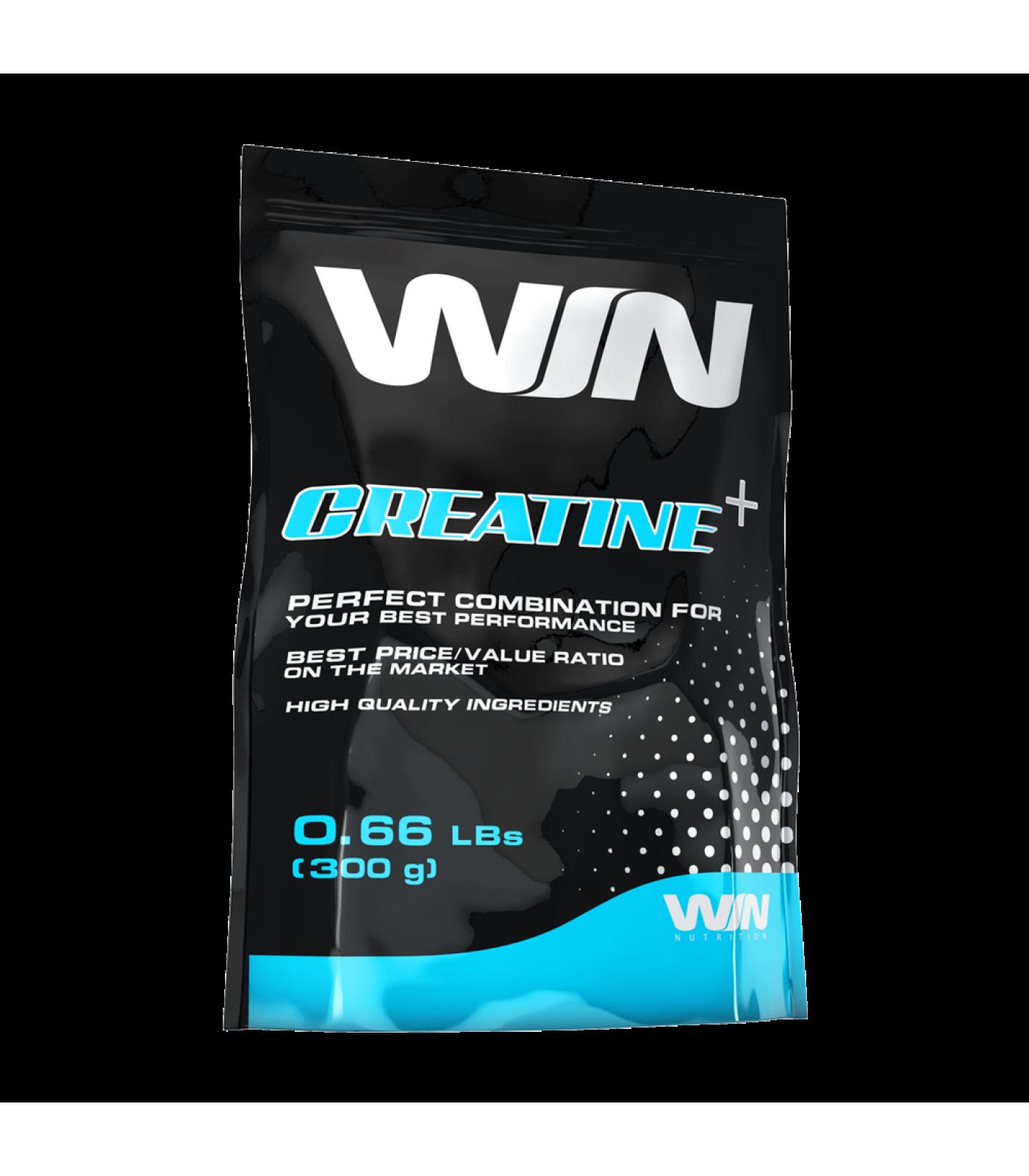 Win Nutrition - Creatine + Maltodextrine / 300g.