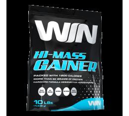 WIN Nutrition - 100% Hi-Mass Gainer / 5lbs. Хранителни добавки, Гейнъри за покачване на тегло, Гейнъри, Черен Петък