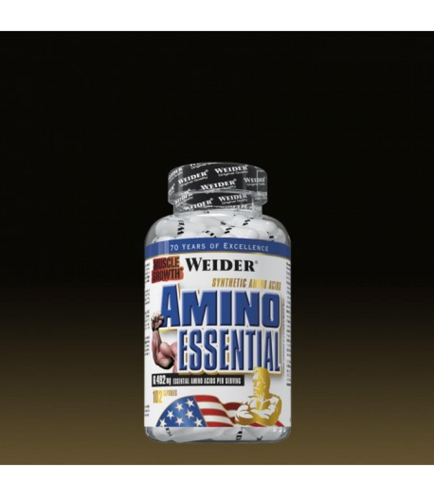 Weider - Amino Essential / 102 caps