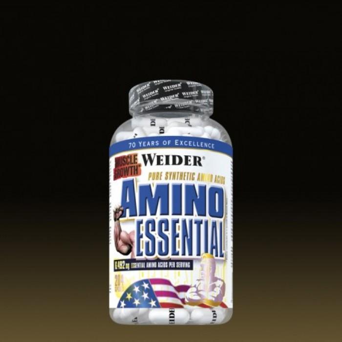Weider - Amino Essential / 204 caps