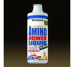 Weider - Amino Power Liquid / 1000 ml Хранителни добавки, Аминокиселини, Комплексни аминокиселини