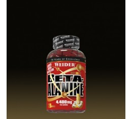 Weider - Beta Alanine / 120 caps