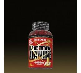Weider - Beta Alanine / 120 caps Хранителни добавки, Аминокиселини, Бета-Аланин