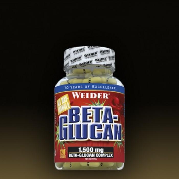 Weider - Beta glucan / 120 caps