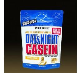 Weider - Day & Night Casein / 500 gr