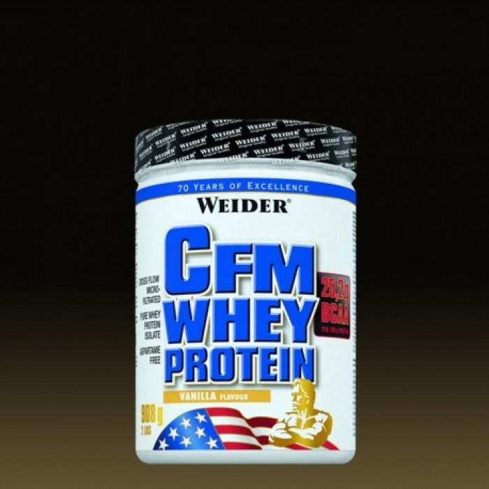 Weider - CFM Whey Protein / 908 gr