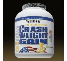 Weider - Crash Weight Gain / 3000 gr. Хранителни добавки, Гейнъри за покачване на тегло, Гейнъри