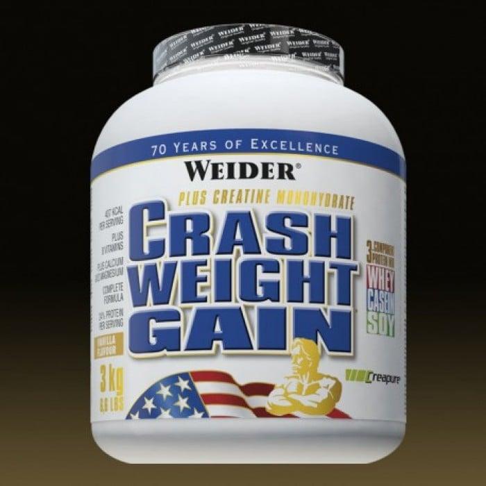 Weider - Crash Weight Gain / 3000 gr.