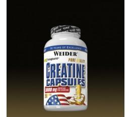 Weider - Creatine Capsules / 200 caps Хранителни добавки, Креатинови продукти