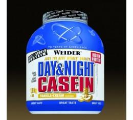 Weider - Day & Night Casein / 1800 gr Хранителни добавки, Протеини, Казеинов протеин
