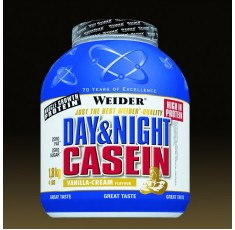 Weider - Day & Night Casein / 1800 gr