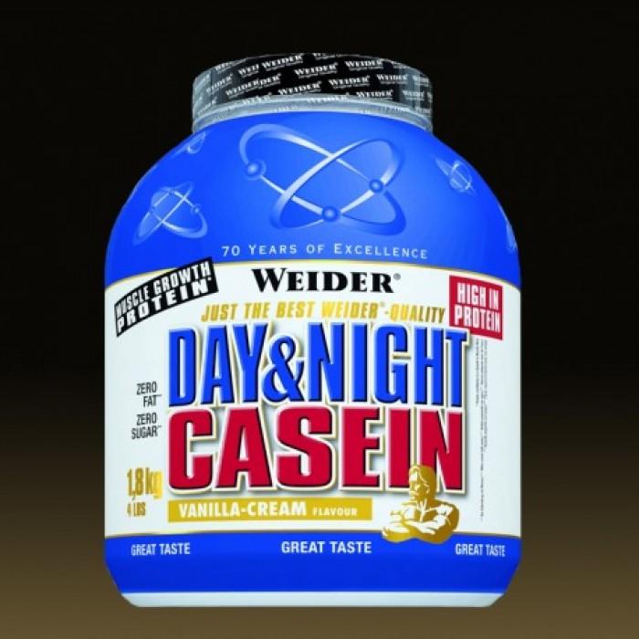 Weider - Day & Night Casein / 1800 gr