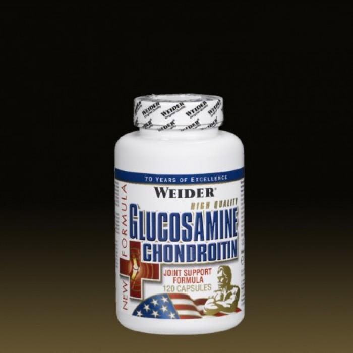 Weider - Glucosamine & Chondroitin / 120 caps