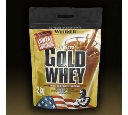 Weider - Gold Whey / 2000 gr Хранителни добавки, Протеини, Суроватъчен протеин