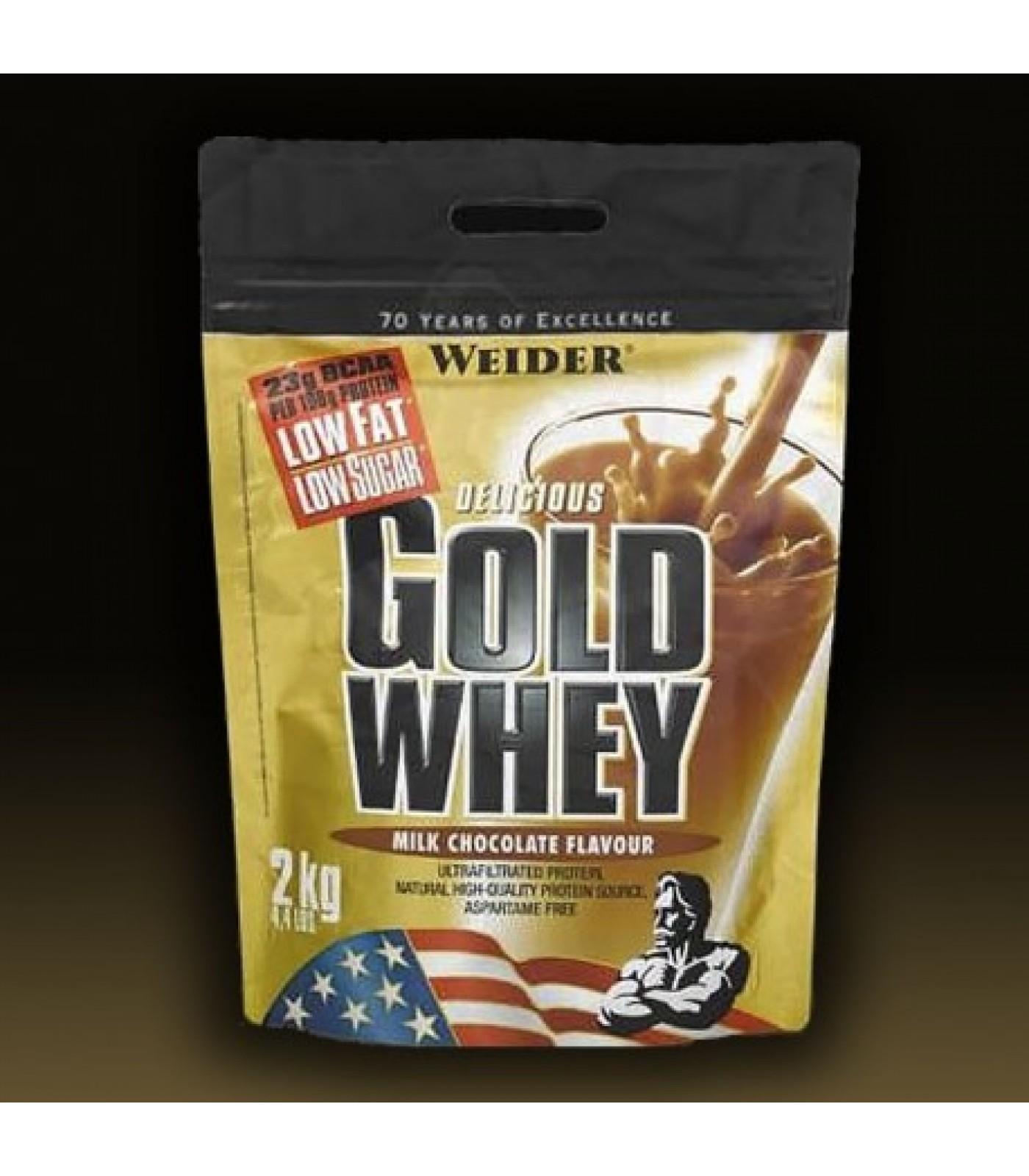 Weider - Gold Whey / 2000 gr