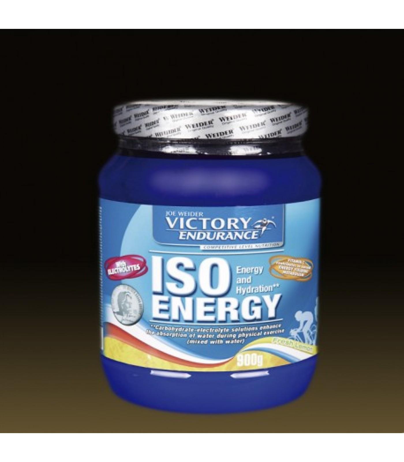 Weider - ISO Energy / 900 gr