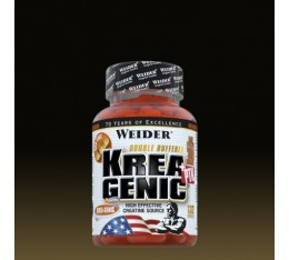 Weider - Krea Genic 000 + PTK / 132 Caps.