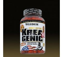 Weider - Krea-Genik 000 + PTK / 208 Caps. Хранителни добавки, Креатинови продукти