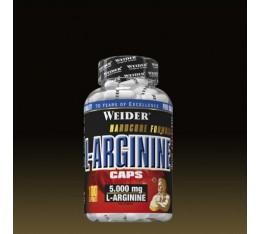 Weider - L-Arginine / 100 caps Хранителни добавки, Аминокиселини, Аргинин