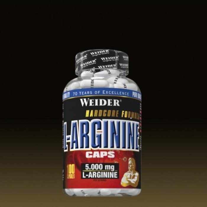 Weider - L-Arginine / 100 caps