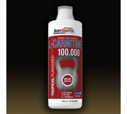 Weider - L-Carnitine 100 000 / 1000 ml Хранителни добавки, Отслабване, Л-Карнитин