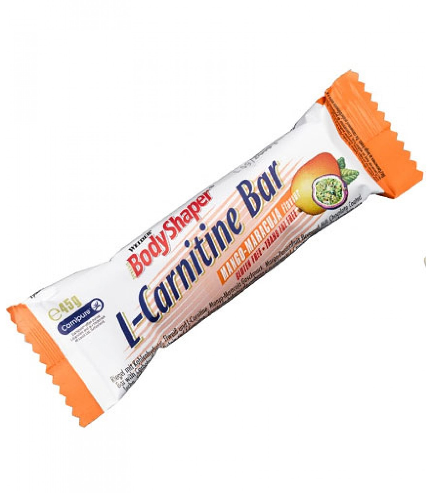 Weider - L-Carnitine Bar / 24 x 45 gr