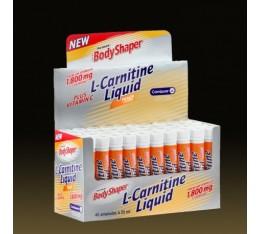 Weider - L-Carnitine Liquid / 40amp. Хранителни добавки, Отслабване, Л-Карнитин