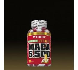 Weider - Maca 5.500 / 120 caps Хранителни добавки, Стимулатори за мъже